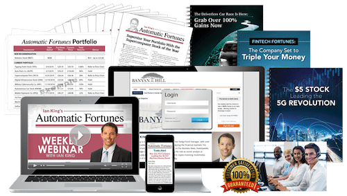 Automatic Fortunes newsletter subscription contents