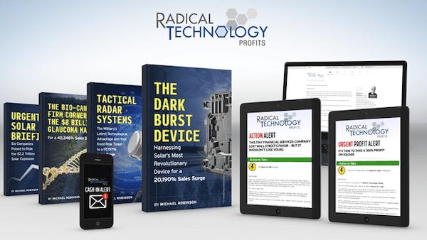 Radical Technology Profits subscription
