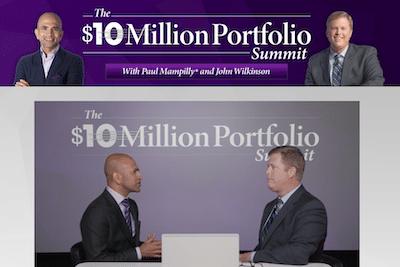 The 10 Million Dollar Portfolio presentation