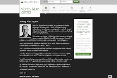 Keith Fitz-Gerald's Money Map Report