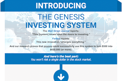 The Genesis Investing System