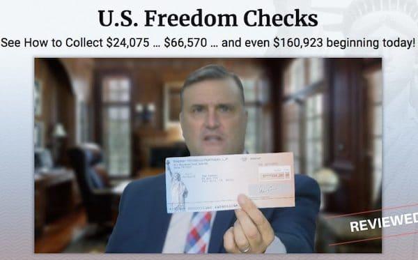 US Freedom Checks presentation by Matt Badiali