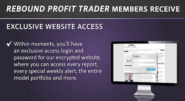 Rebound Profit Trader membership