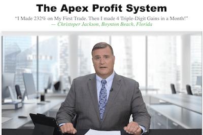 Matt Badiali discussing The Apex Profit System