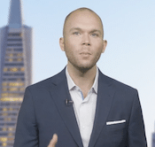 Adam O'Dell discussing the benefits of joining Green Zone Fortunes on the Money and Markets website.