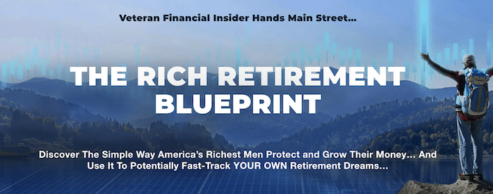 Bill Spencer's Rich Retirement Blueprint presentation