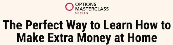 Options Masterclass Series presentation on the InvestorPlace website.